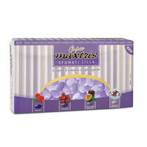 Assorted Lilac Sugared Almonds in Four Flavours