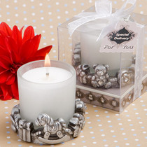 Unique Baby Themed Candle Favours