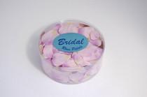Satin Rose Petals Lilac