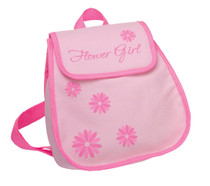 Flower Girl Backpack