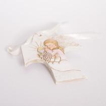 Communion Girl Cross Icon