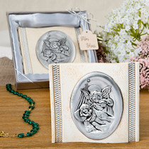 Guardian Angel Plaque By White Dream