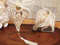 Inspirational Hanging Heart Madonna Ornament