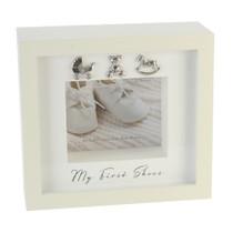 Bambino By Juliana 'My First Shoes' Keepsake Display Box