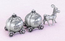 Fairy Tale Coach Pewter Tooth And Curl Boxes