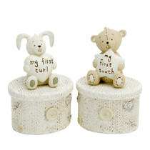 Button Corner Resin 1st Tooth And 1st Curl Set