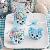 Adorable Owl Baskets Blue