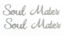 Soul Mates Shoe Sticker Set