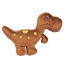 That's How We Rawr Snugglesaurus Brown Plush Dinosaur T-Rex