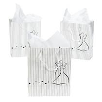 12 x Dancing Couple Gift Bags