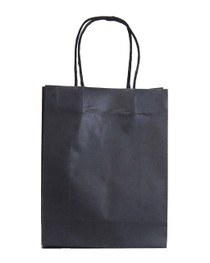 15 x Black Party Bags with handle