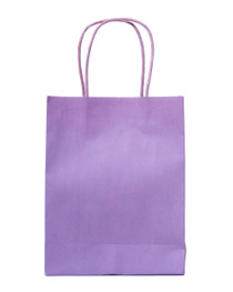 15 x Lilac Party Bags with handle