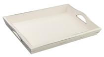 Antique White Tray Blank