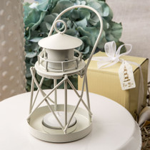 Lighthouse Luminous metal  lantern from White Dream