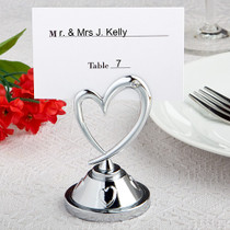 Heart Themed Place Card Holders