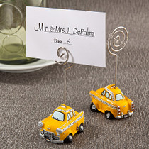 Taxicab Place Card Holders