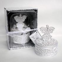 Guardian Angel Trinket Box