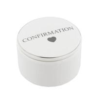 Juliana Ceramic Trinket Box - Confirmation