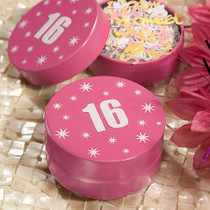 Sweet Sixteen Design Mint Tins