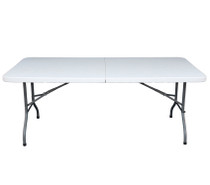 6ft Fold in half Tables