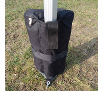 Gazebo Sandbag leg weights