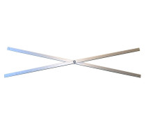 S40 Roof Section Cross Bar (Pair)