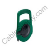 Steel Fish Tape with Winder Case by Greenlee