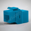 Cat5e RJ45 Keystone Computer Coupler Jack (1 Pack)