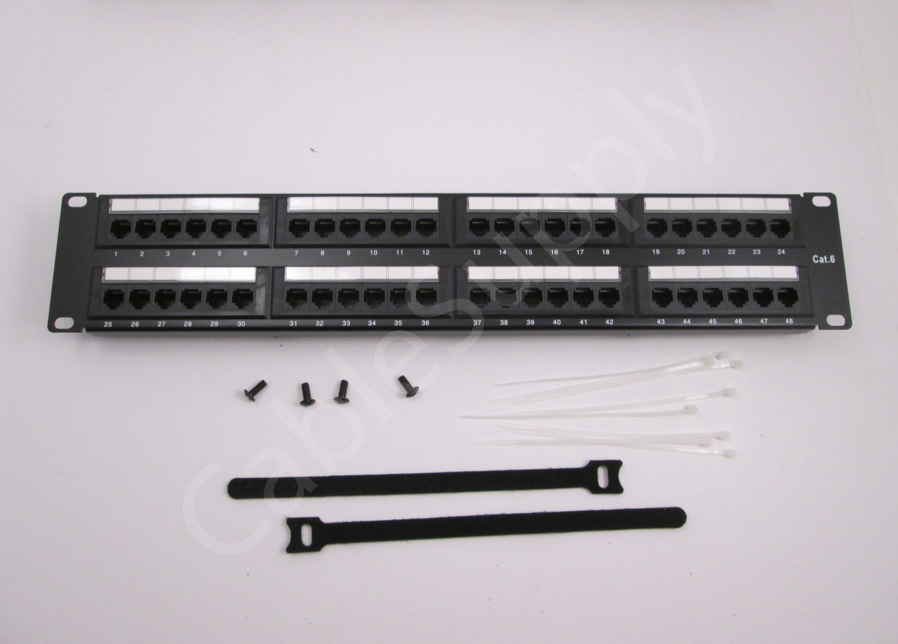 Cat5 Patch Cable Wiring