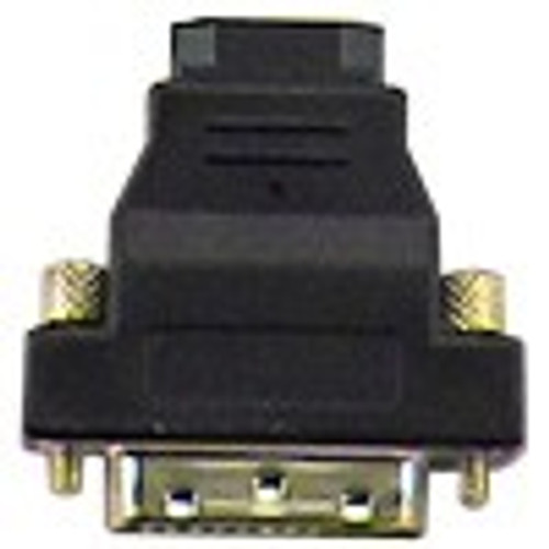 DVI-D Dual Link to HDMI Female Adapter