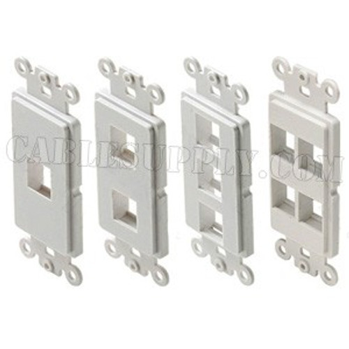 Decorative Keystone Wall Plate Inserts