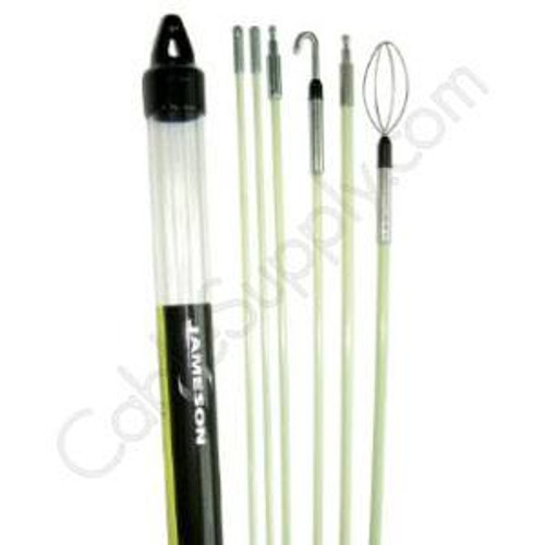 Glow Fish Rods, 34' Versa Kit with Accessories Jameson