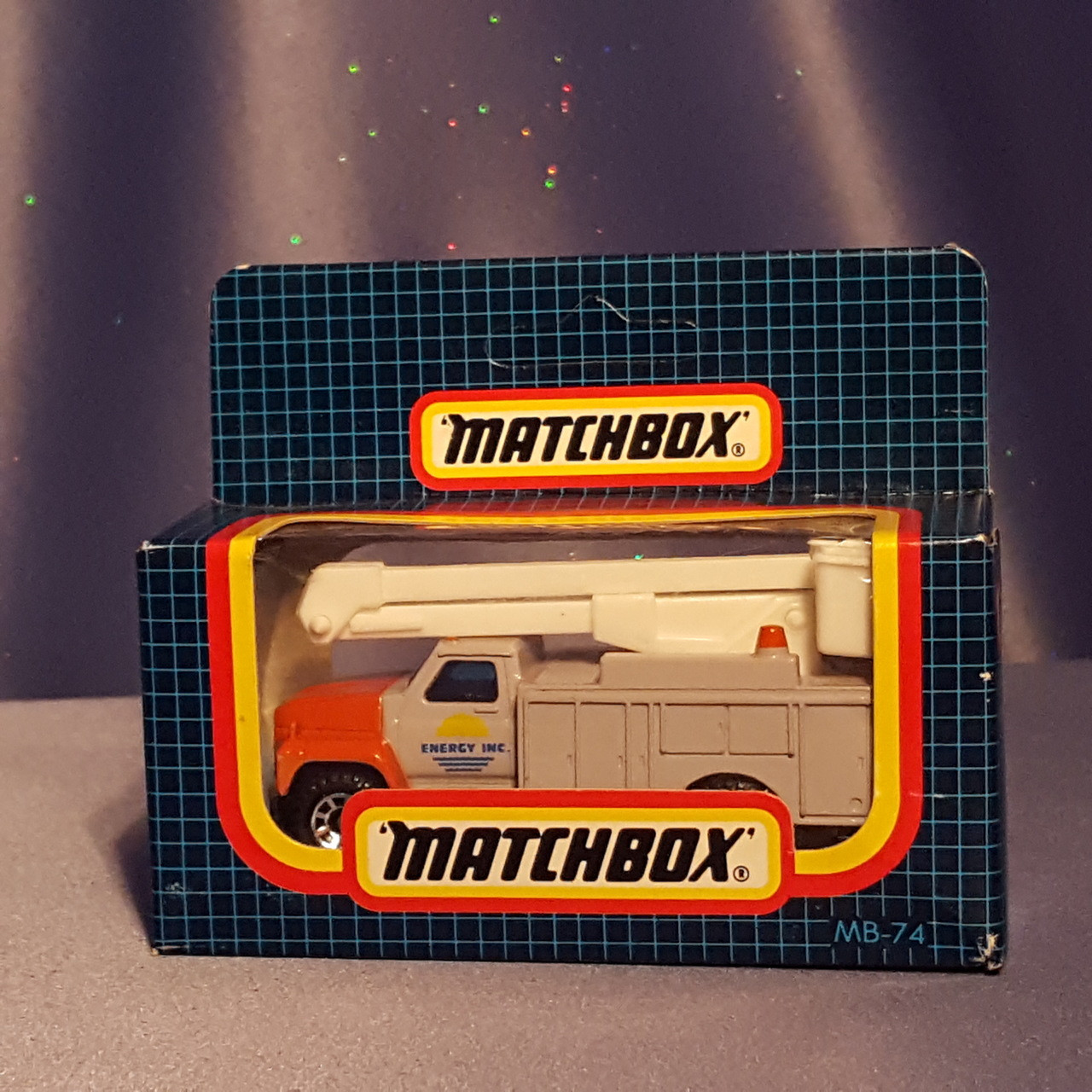 Ford Utility Vehicle - MB-74 by Matchbox.