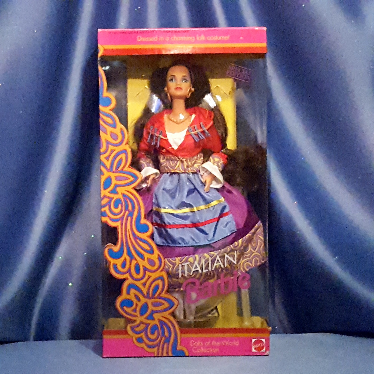Italian Barbie - Dolls of the World Collection By Matte