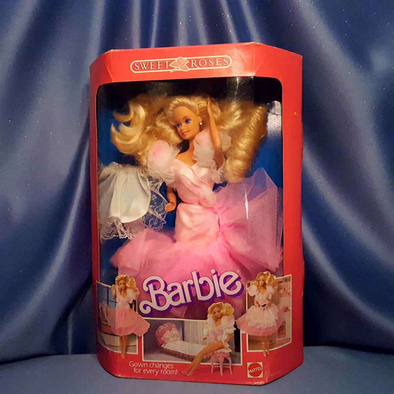 Barbie - Sweet Roses by Mattel.