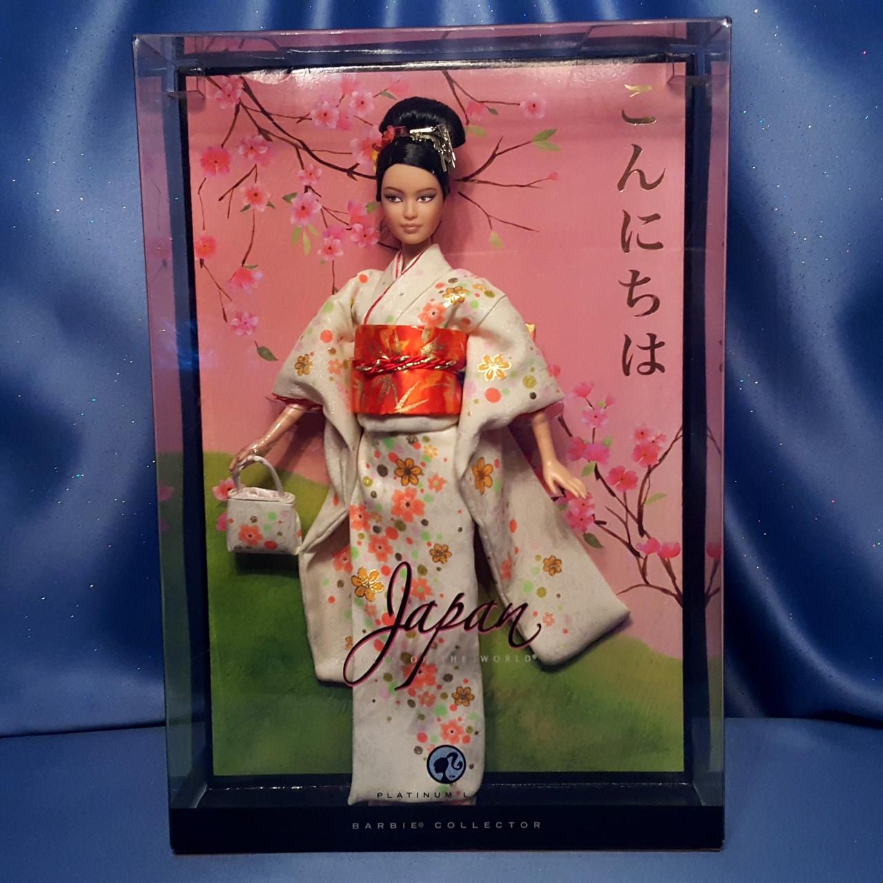 Japan Barbie - Dolls of the World - Platinum Label Coll