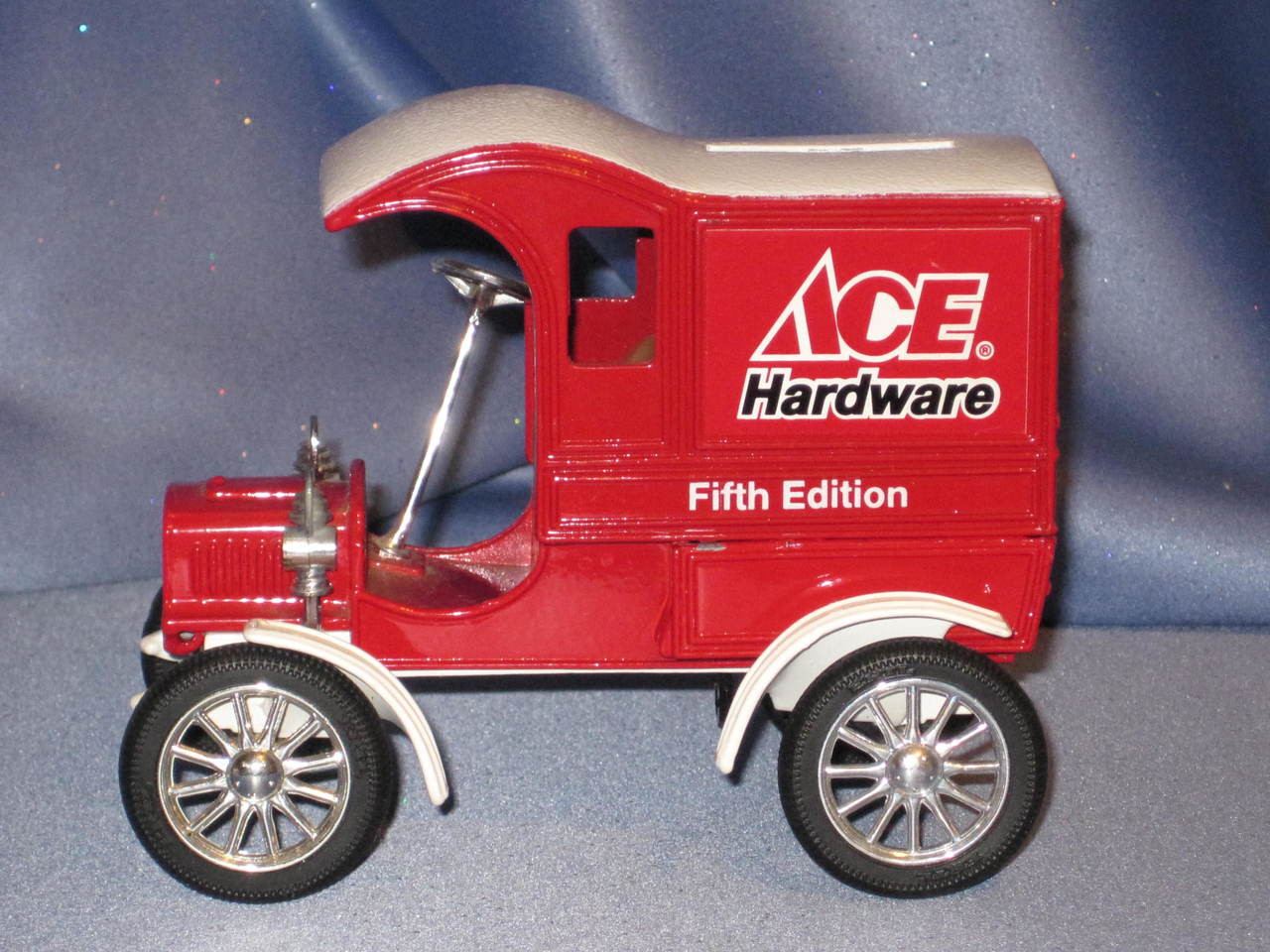 Ertl Ace Hardware 1905 Ford Delivery Car Bank.