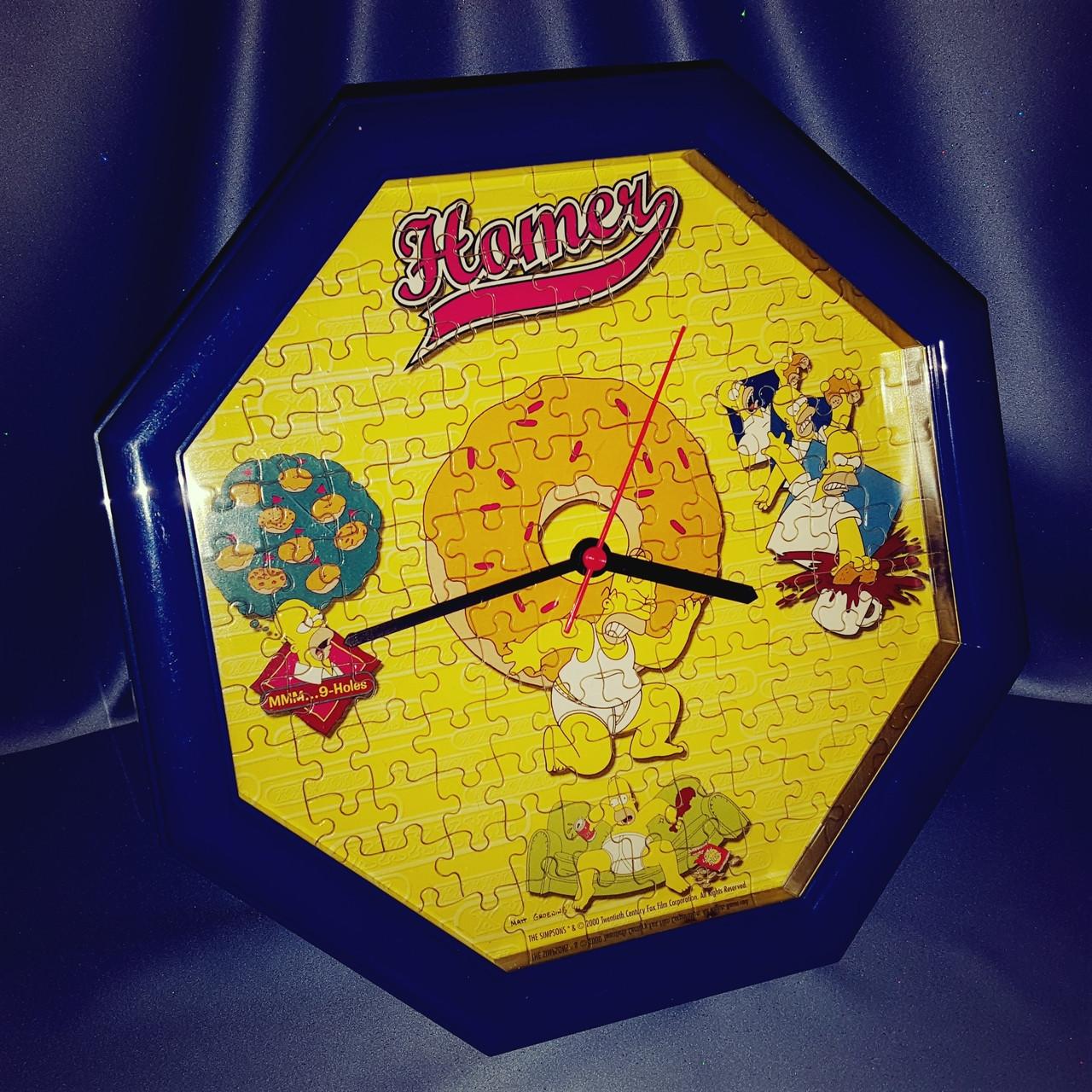 The Simpsons - Homer Clock.