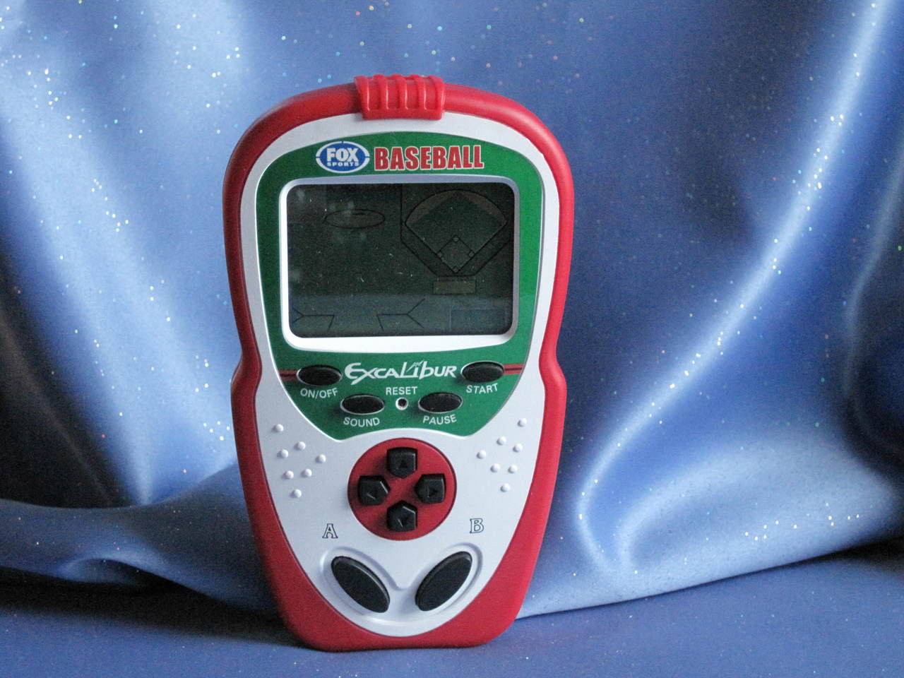 Baseball Electronic Handheld Game by Fox Sports.