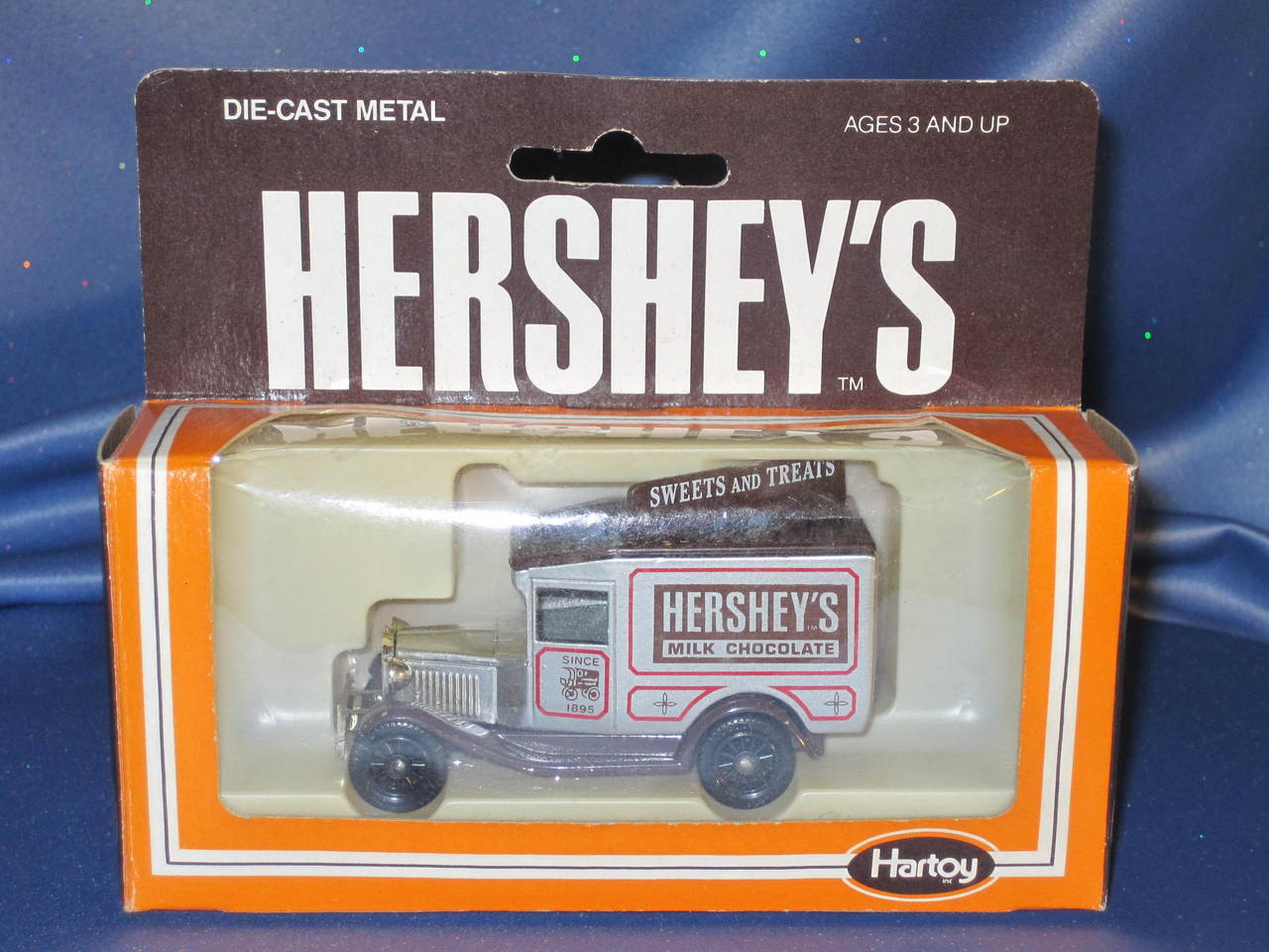 Hershey's Delivery Truck by Lledo.
