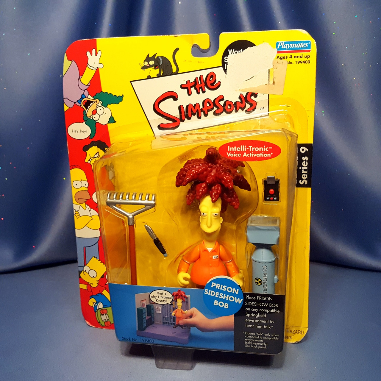 The Simpsons - Prison Sideshow Bob.