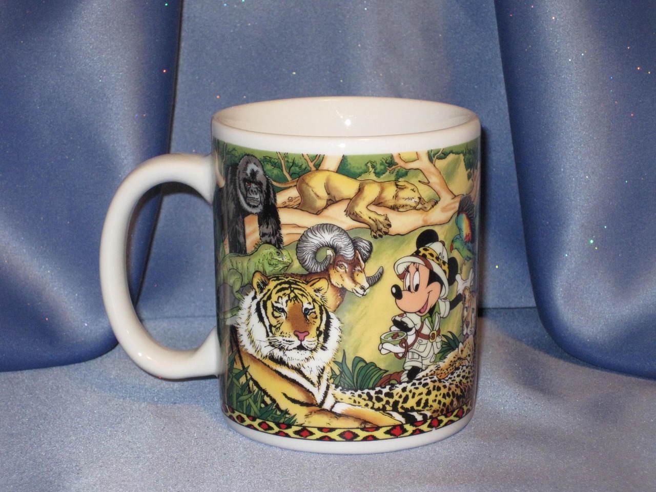 "Animal Kingdom Mickey's Safari Personalized ""Margaret"""