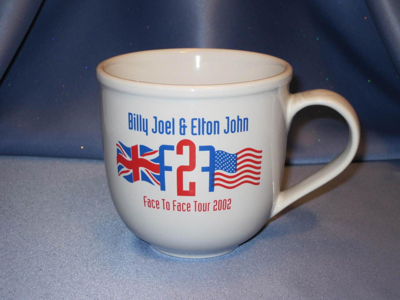"Billy Joel & Elton John ""Face To Face Concert Tour 2002"