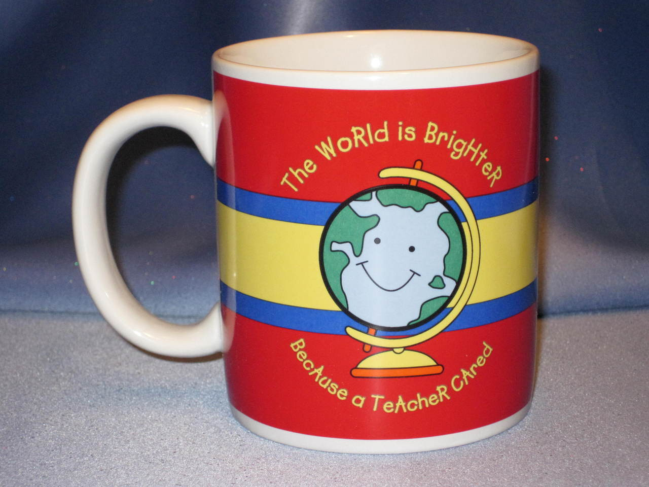 Little Olde School House - Teacher Appreciation Mug.