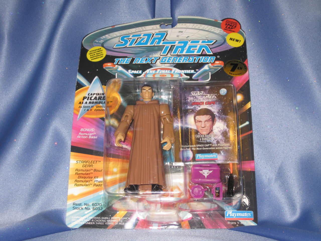 Star Trek - The Next Generation - Captain Picard as a R
