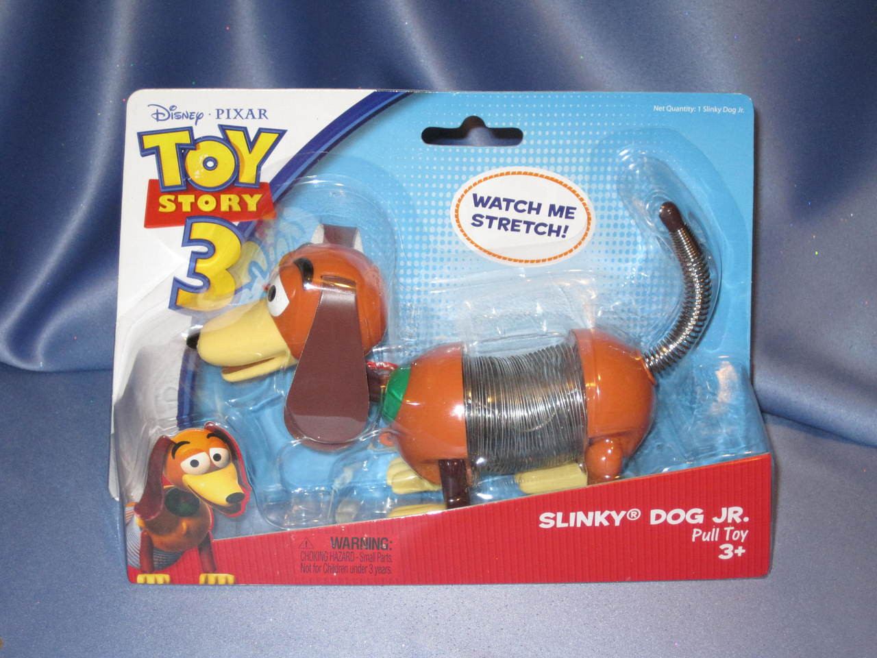 Slinky Dog Jr. - Toy Story 3 - Disney - Pixar.