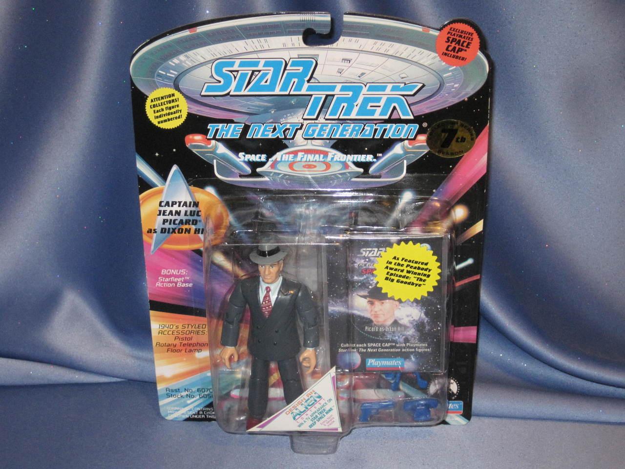 Star Trek The Next Generation Capt. Jean Luc Picard as