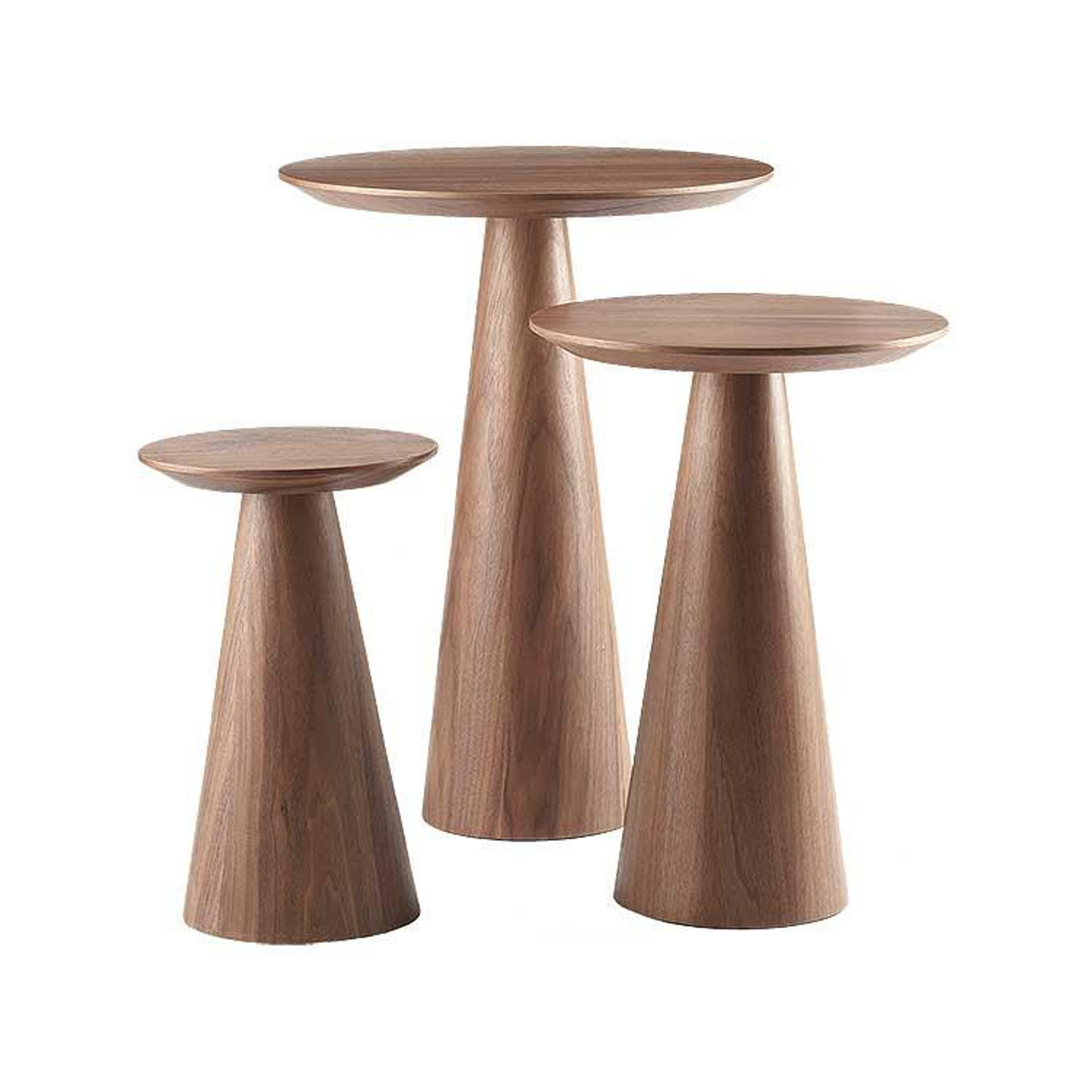 Modern, Bold, Fun, Unique Accent Table, End Table & Pedestal