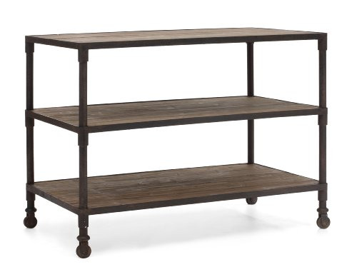 Zuo Modern 98142 Mission Bay Wide Three Level Shelf