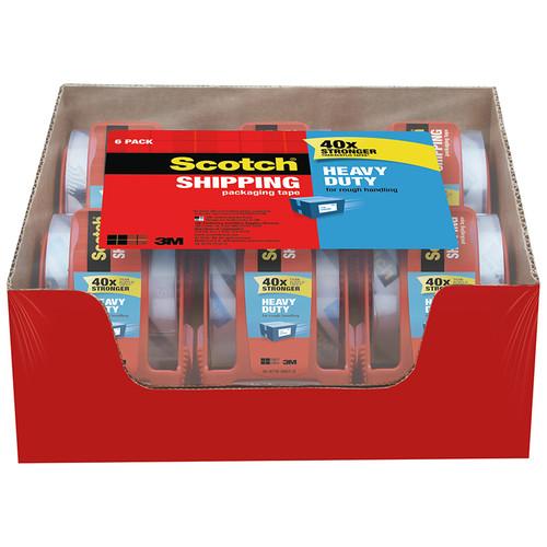 3m Company MMM1426 Scotch Packaging Tape 2x800 6 Rolls